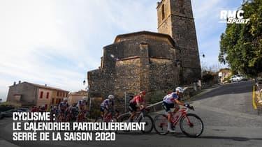 Cyclisme : Le calendrier particulièrement serré de la saison 2020
