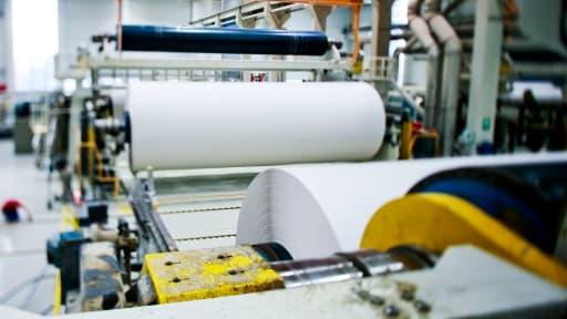 Le finlandais possède des usines dans 18 pays -ici en Belgique