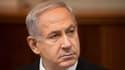 Benjamin Netanyahou, le Premier ministre israélien, le 10 mars à Jérusalem.
