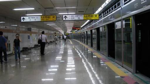 Transdev et la RATP exploitait la ligne 9 du métro de Séoul depuis 2009.