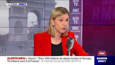 Agnès Pannier-Runacher face à Jean-Jacques Bourdin en direct - 27/11