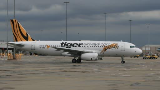 La flotte de Tyger Airways est composée exclusivement d'Airbus.