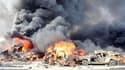 La double explosion de mercredi à Damas a fait 55 morts et 372 blessés, selon le ministère syrien de l'Intérieur, qui évoque des attentats suicide à la voiture piégée. /Photo prise le 10 mai 2012/REUTERS/Sana