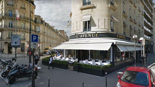 Le restaurant L'Avenue est accusé de pratiques racistes.