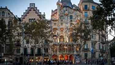 La casa Battlo de Barcelone