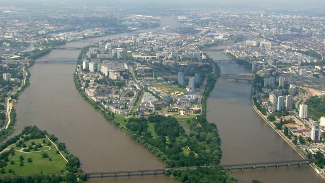 L'Ile de Nantes s'affirme