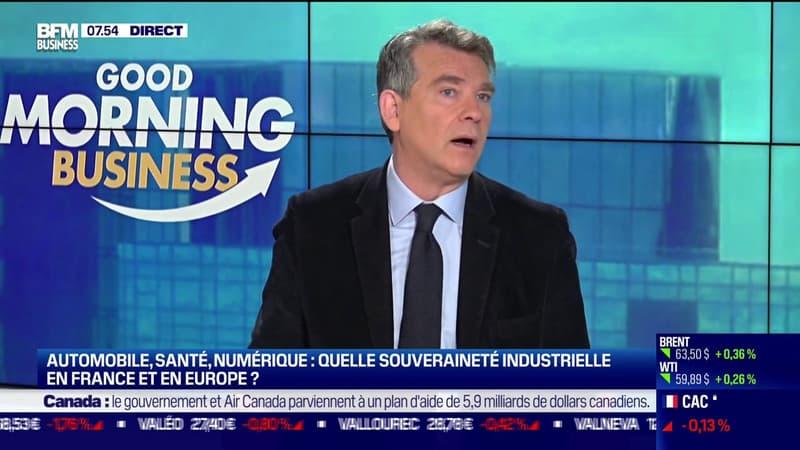 Arnaud Montebourg: