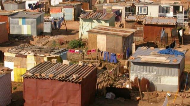 Deux personnes sont décédées à la suite de saccages dans le bidonville de Mamelodi, (Photo d'illustration)
