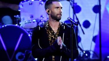 Adam Levine, le chanteur des Maroon 5