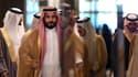 Mohammed Ben Salman était en visite à Paris (photo d'illustration)