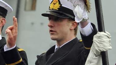 Le prince Joachim de Belgique en 2012