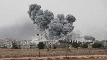 Le régime syrien accuse Israël d'être à l'origine de la frappe contre une base militaire en Syrie ce lundi.
