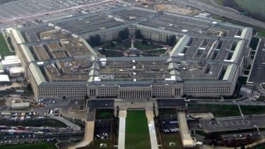 Le Pentagone, qui abrite le quartier général du département de la Défense, à Arlington en Virginie (Etats-Unis)