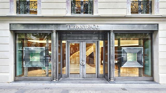 LVMH a des vues sur le joaillier américain Tiffany