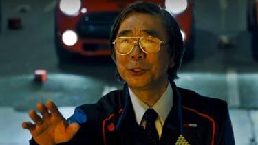 Denis Akiyama dans Pixels