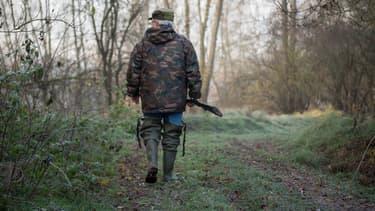 Un chasseur. (photo d'illustration)