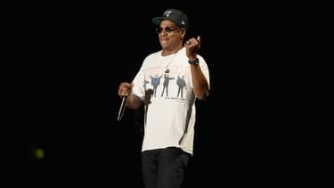 Le rappeur Jay-Z, Shawn Carter de son vrai nom, devra répondre aux questions de la SEC le 15 mai. (image d'illustration)