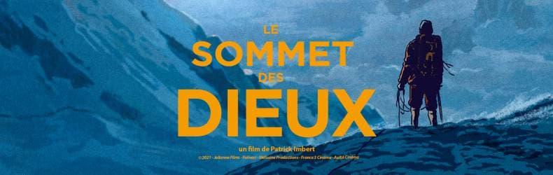 Le Sommet des Dieux à Annecy
