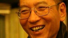 """Deux cents dissidents et militants chinois des droits de l'homme estiment que la remise du prix Nobel de la paix au dissident Liu Xiaobo est un """"choix splendide"""" qui devrait inciter la Chine à se lancer dans des réformes démocratiques. /Photo diffusée le"""