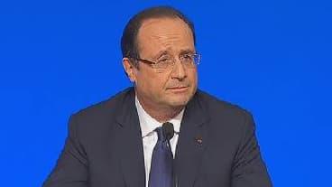 François Hollande assure que la mobilisation européenne est à la hauteur de l'enjeu que représente le chîomage des jeunes.