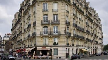 Les prix baissent légèrement en Ile-de-France