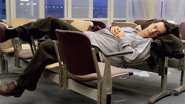 Tom Hanks dans Le Terminal