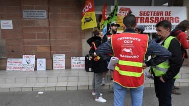 Ce jeudi est le 22e jour de grève depuis le lancement du mouvement début avril.