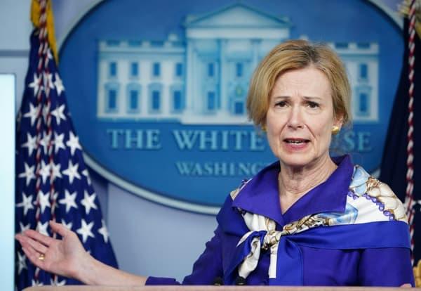 Deborah Birx, le 22 mai 2020 à la Maison Blanche
