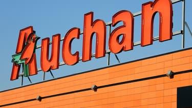 Les Hyper U pourraient passer sous pavillon Auchan.