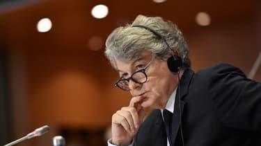Thierry Breton, commissaire européen au Marché intérieur