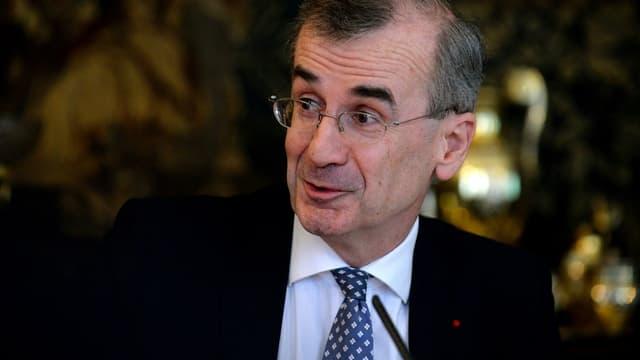 François Villeroy de Galhau n'est pas le mieux loti des gouverneurs.