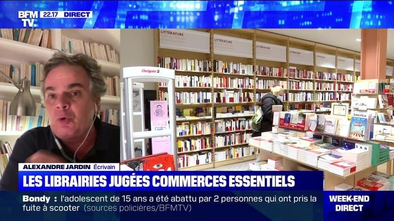 Les librairies jugées commerces essentiels - 26/02