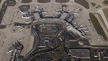 Terminal ouest de l'aéroport d'Orly