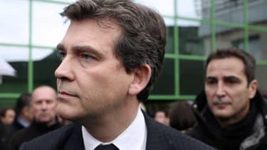 Arnaud Montebourg a lancé un appel à idées dans le domaine du stockage de l'énergie.