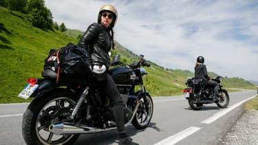 Michelin prépare la publication de l'édition d'un guide de voyages fait par des motards pour des motards