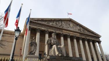 L'Assemblée nationale le 3 mars 2020.
