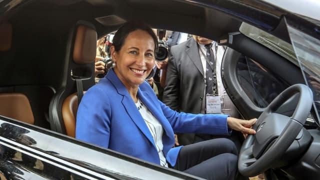 Ségolène Royal dément remplacer le ministre des Affaires étrangères Laurent Fabius
