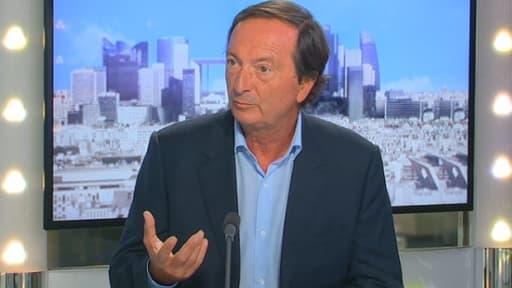 """Michel-Edouard Leclerc a appelé le gouvernement à montre davantage de """"visibilité""""."""