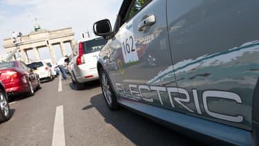 En 2030, voir une voiture électrique en Allemagne ne sera plus exceptionnel.  Le Bundesrat a décidé qu'elles seraient les seules à pouvoir circuler.