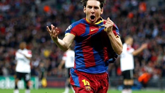 Lionel Messi a été plus décisif avec le Barca qu'en sélection