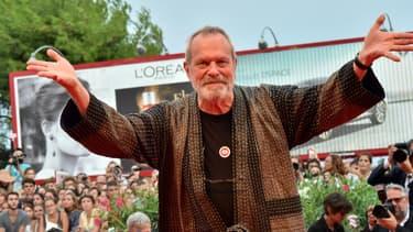 Terry Gilliam à la Mostra de Venise en 2015