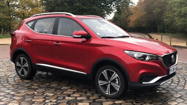 Ce SUV 100% électrique made in China débarque cette année en Europe.