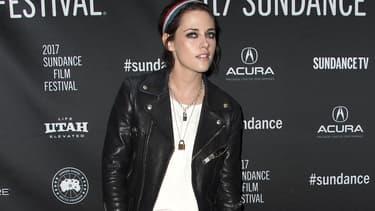 Kristen Stewart le 20 janvier 2017 au festival Sundance