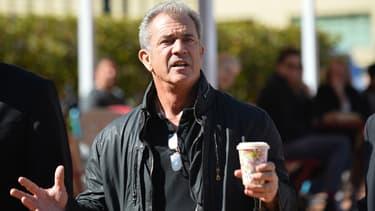 Mel Gibson à Sydney en juillet 2015.