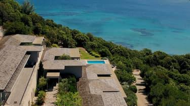 Cette villa en Corse est à vendre à plus de 10 millions d'euros