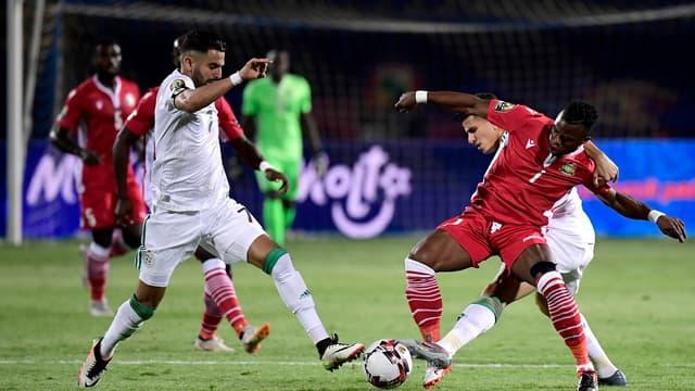 Ryiad Mahrez (Algérie)