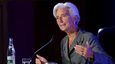 Christine Lagarde est élue pour un second mandat.