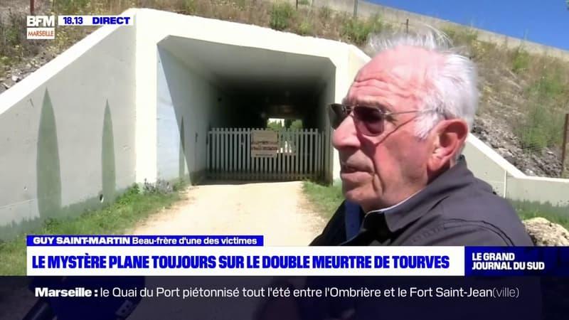 Le beau-frère d'une des victimes du double homicide de Tourves (Var) témoigne au micro de BFMTV