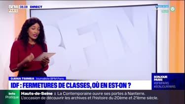 Île-de-France: 324 classes sont actuellement fermées pour cause de covid-19