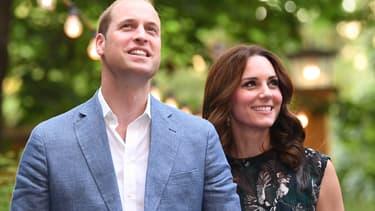 William et Kate en juinnet 2017 à Berlin